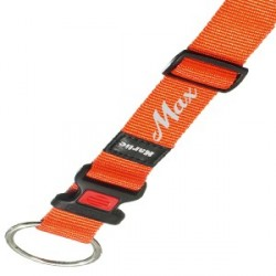 Collier Art Sportiv Plus Orange clip S