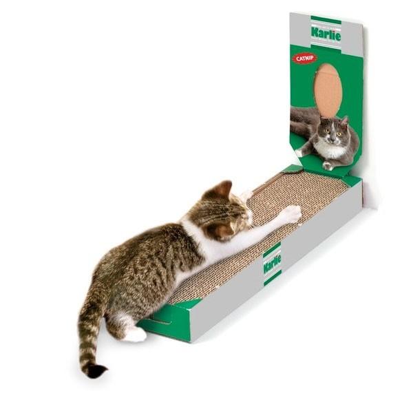 planche a griffer pour chat. Black Bedroom Furniture Sets. Home Design Ideas