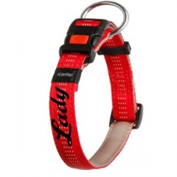 Collier Art Sportiv Fun rouge