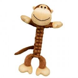 Jouet Kong pour chien en forme de singe