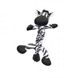 Jouet pour chien Kong en forme de Zèbre