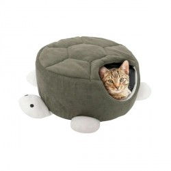 Couchage pour chat Tortue