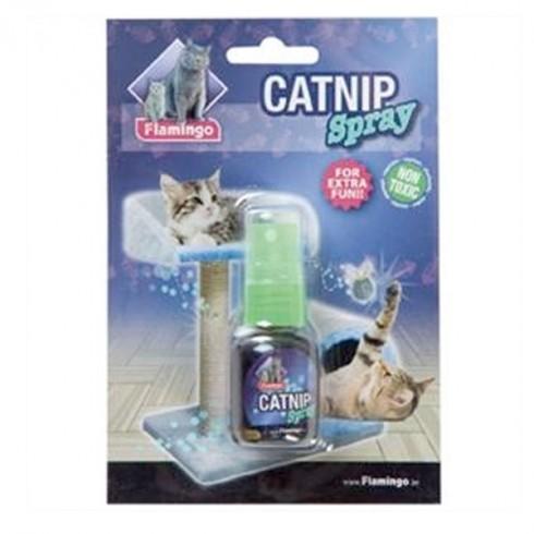 produit pour attirer votre chat catnip flamingo