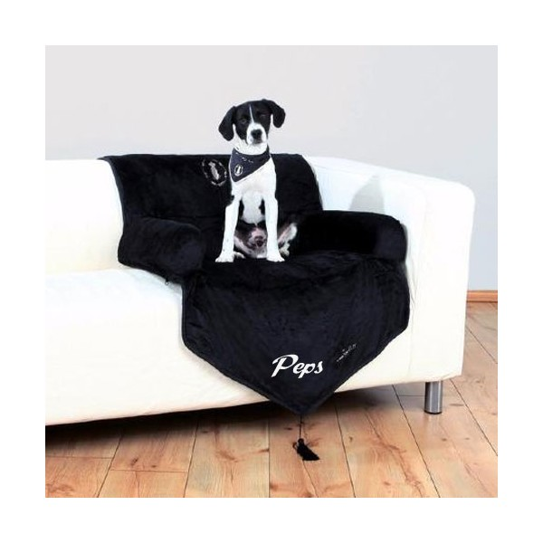 couchage sofa pour chien king of dog. Black Bedroom Furniture Sets. Home Design Ideas