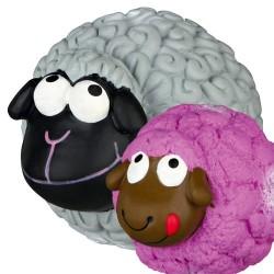 Jouet en forme de mouton pour chien