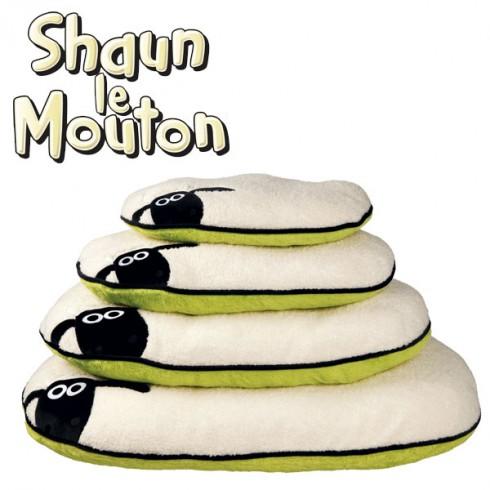 Coussin pour chien Shaun le mouton