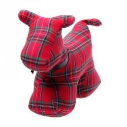 Cale porte chien ecossais