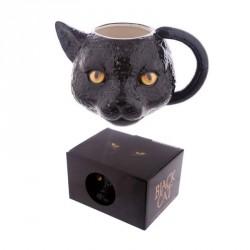 Tasse tête de chat