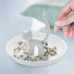 Présentoir à Bijoux chat