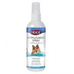 Spray démélant chien