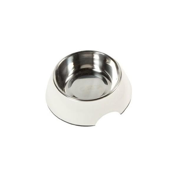 Gamelle de chien royal rondo beige personnalis e - Porte gamelle chien design ...