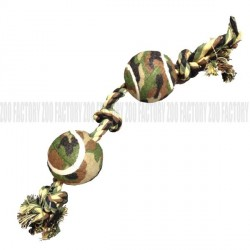 Double balle et corde Militaire