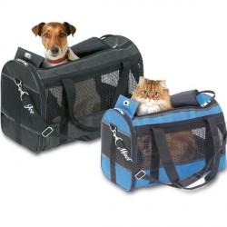 Sac de transport chien et chat personnalisé