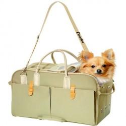 Sac de transport chiens personnalisé city