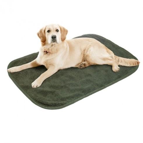 Couverture de voyage pour chien personnalisée