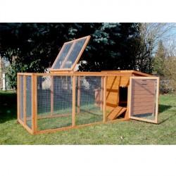 poulailler pour poules zoo factory. Black Bedroom Furniture Sets. Home Design Ideas