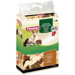Copeaux de bois pour lapin en sac de 1 kg 2,5 kg et 4 kg