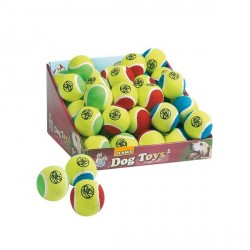 Balles de tennis pour chien