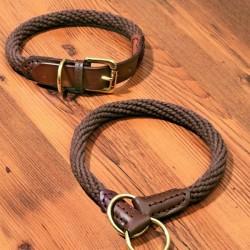 Collier pour chien Ranger Marron