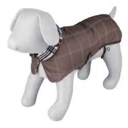 Manteau marron pour chien modèle Aquila