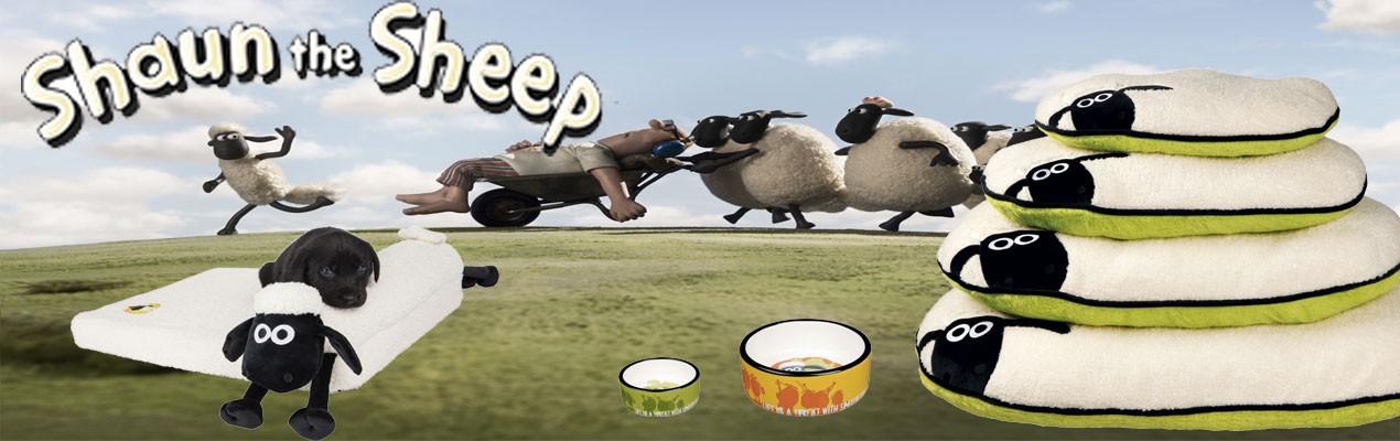 Jouets et paniers Shaun le mouton